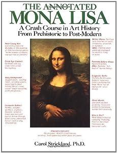 By Carol Strickland - The Annotated Mona Lisa (Original) (5.2.1992)