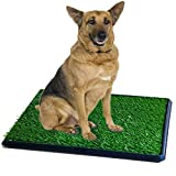 """Synturfmats Pet Potty Patch Training Pad for Dogs Indoor or Outdoor Use, Large Size 20""""x30"""""""