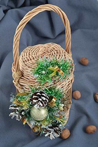 Beautiful Handmade Woven Basket Homemade Easter Basket Ideas Designer Accessory