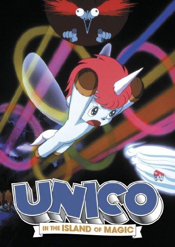 Unico in the Island of Magic