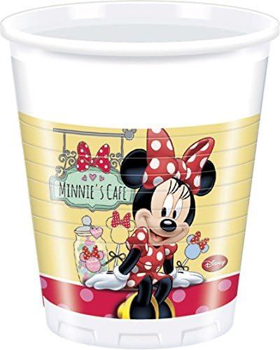 Amazon.com: Disney Unique Party 71815 - 200ml Café Minnie ...