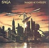 Saga: Images At Twilight LP VG++ Canada Polydor 2424 202 with lyric sleeve
