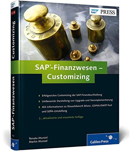 SAP-Finanzwesen - Customizing: SAP FI erfolgreich anpassen und konfigurieren (SAP PRESS)