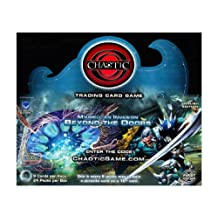 Chaotic Card Game M'arrillian Invasion: Beyond the Doors Series 4 Booster Box...
