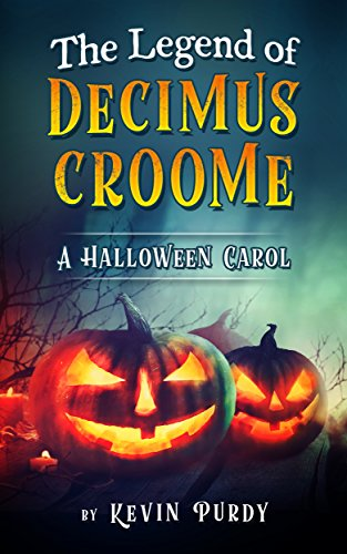 Halloween Popcorn Bar (The Legend of Decimus Croome: A Halloween)