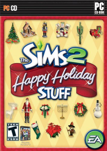 The Sims 2 Happy Holiday Stuff - - Outlet Collection Gardens The Jersey