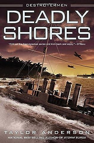 book cover of Deadly Shores
