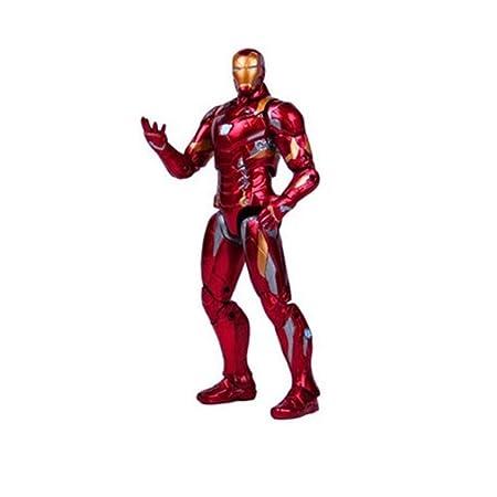 Estatua SFOP Vengadores Iron Man 3 muñecos Modelo Mano ...