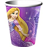 Disney Princess Party Pack. Contains 24 Disney Princess Plates, 24 Disney Princess Cups, 32 Disney Princess Party Lunch Napkins. Bundle of 8.