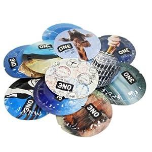 ONE 576 Sensations: 100-Pack of Condoms