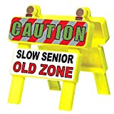 Amscan Mini Old Zone Barricade, Party Favor