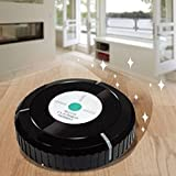 FAVOLOOK Robot Vacuum Cleaner, Automatic Cleaning Smart Robot, High Suction Floor Robotic Sweeper Tool for Pet Fur and Allergens, Designed for Hard Floor and Thin Carpet