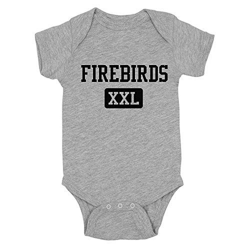 Delia Bartholomew Baby Firebirds Fan: Infant Rabbit Skins Lap Shoulder Creeper ()