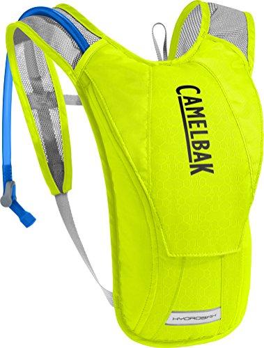 CamelBak HydroBak Crux Reservoir Hydration Pack, Lime Punch/Silver, 1.5 L/50 oz