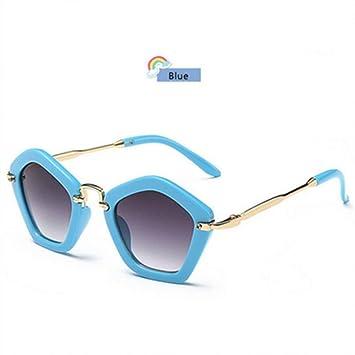 TYJYTM Hipster Remache Gafas de Sol para niños Gafas de Sol ...