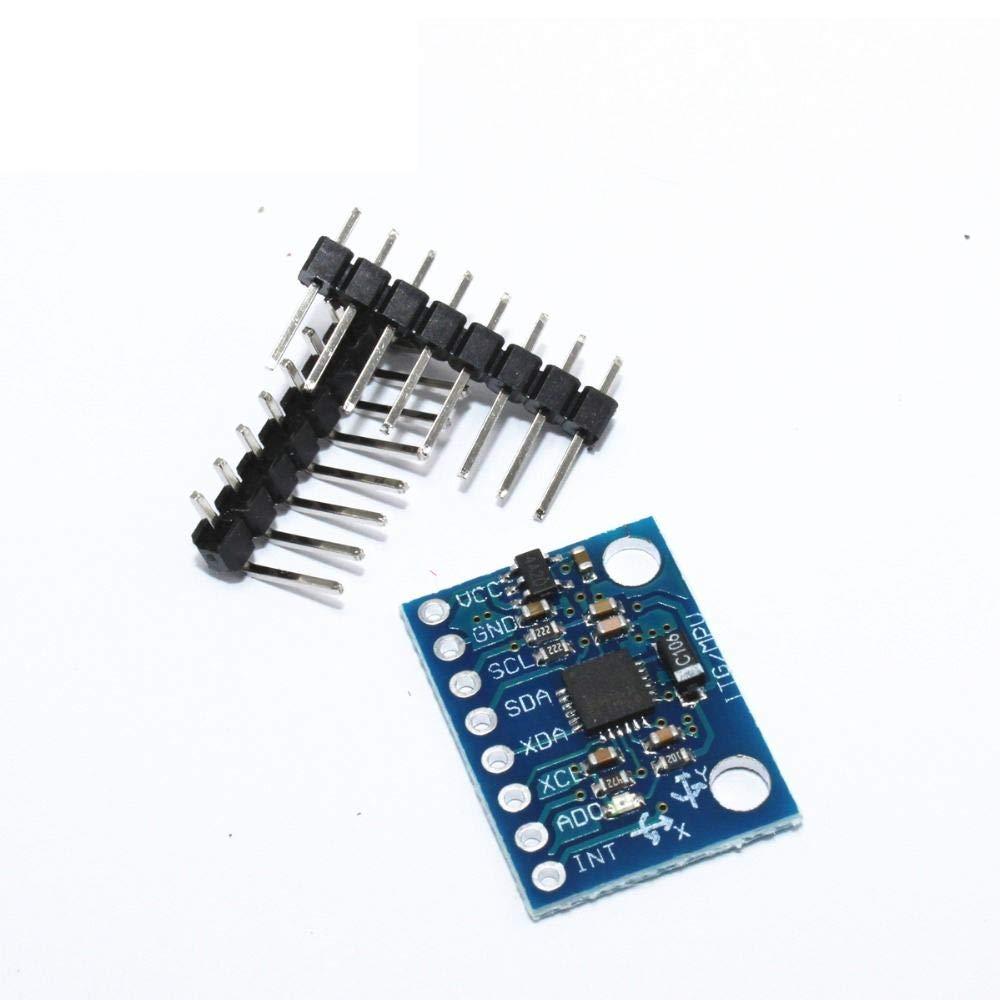 100pcs GY-521 MPU-6050 MPU6050 Module 3 Axis Analog gyro sensors+ 3 Axis Accelerometer Module