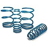 For Mitsubishi Lancer Suspension Lowering Spring (Blue) - CS9W