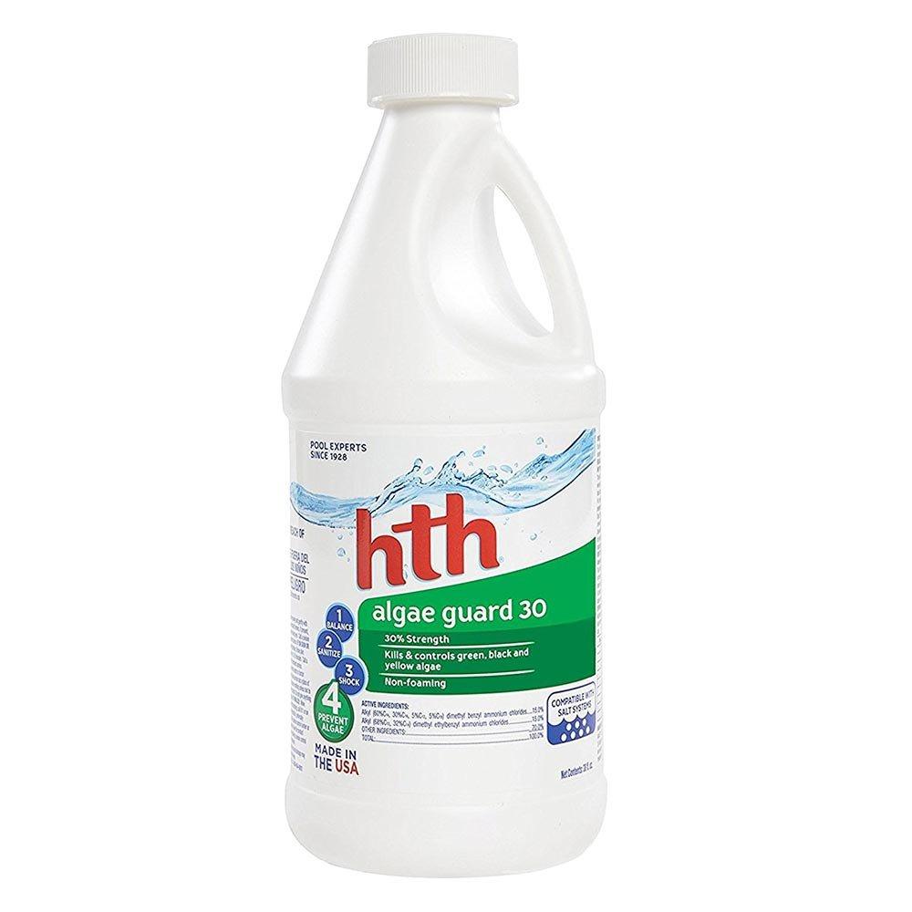 HTH 67063 Pool Algaecide by HTH