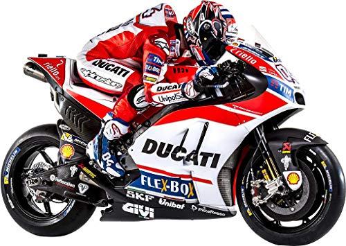 Ducati Motorcycle MotoGP Bike Wall Sticker Decal Home Decor Art Mural WC36, Huge -