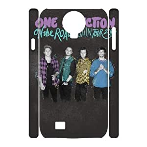 3D One Direction Publish First Poster Samsung Galaxy S4 Cases, Bloomingbluerose {White}