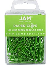 JAM Paper Colourful Paper Clips