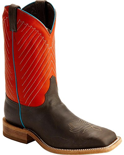 """Justin Boots Men's U.S.A. Bent Rail Collection 11"""" Boot Wide"""