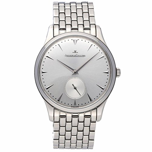 Jaeger LeCoultre Master Control automatic-self-wind mens Watch Q1358120 (Certified Pre-owned)