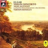 Sir Edward Elgar: Violin Concerto in B minor, Op. 61 - Nigel Kennedy / London Philharmonic Orchestra / Vernon Handley