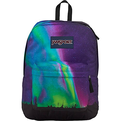 JanSport High Stakes Backpack- Sale Colors (Northen Lights) – DiZiSports Store