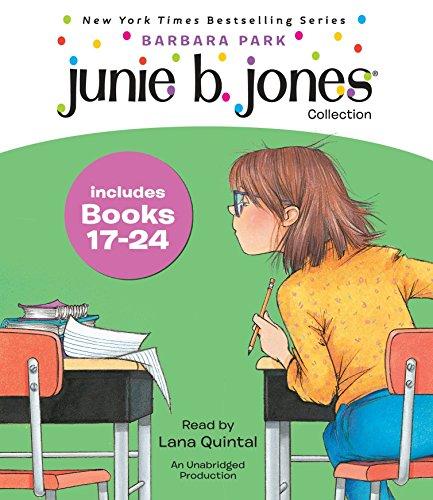 Junie B. Jones Audio Collection, Books 17-24 ()