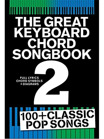 The Great Keyboard Songbook 2. Sheet Music for Piano, Lyrics ...