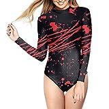RedExtend® Long-sleeve Surfing Suit Sun Protection Monokini Swimwear Bathing Suit