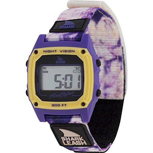 Freestyle Shark Classic Leash Tie-Dye Purple Haze Unisex Watch FS101016