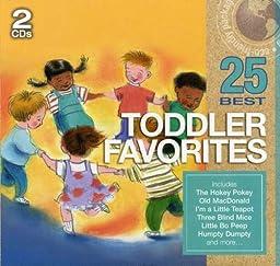 25 Best Toddler Favorites