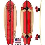 Kahuna Creations Shaka Surf Land Paddle Board