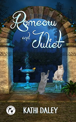 book cover of Romeow and Juliet