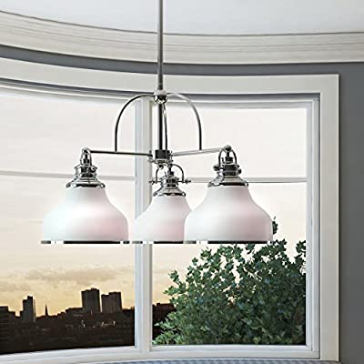 Quoizel Downtown Pendant in Polished Chrome