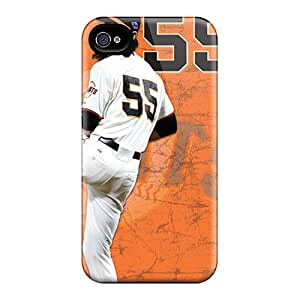Iphone 6 RRg5374XtPb Provide Private Custom HD San Francisco Giants Image Protector Hard Cell-phone Cases -DannyLCHEUNG