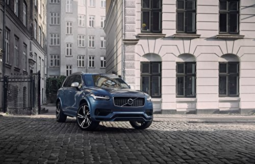 volvo-xc90-t8-r-design-2016-car-print-on-10-mil-archival-satin-paper-blue-front-side-static-view-16x