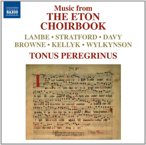 Price comparison product image Music From The Eton Choirbook