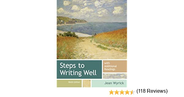 Amazon.com: Steps to Writing Well with Additional Readings eBook ...