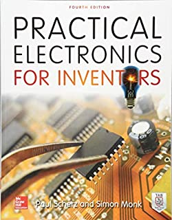 Practical Electronics for Inventors, Fourth Edition (1259587541) | Amazon price tracker / tracking, Amazon price history charts, Amazon price watches, Amazon price drop alerts