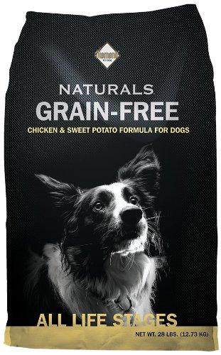 Diamond Chicken (Diamond Grain Free Pet Food, Chicken and Sweet Potato, 28-pound bag)