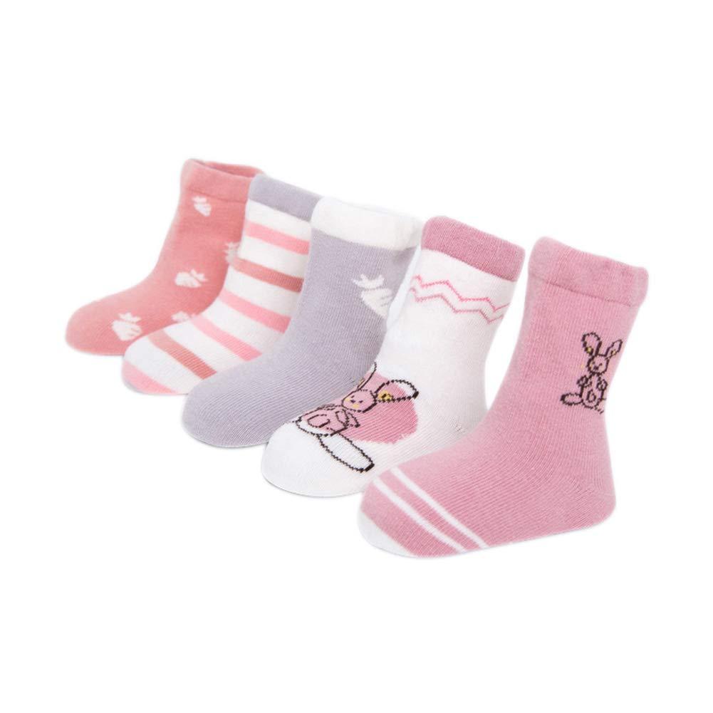 0-0 0-2.5 3-5.5 6-8.5 9-12 12.5-3.5 JollyRascals 3 Pairs Girls School Socks Frilly Lace Ankle Socks Baby Girls Cotton Socks 3 PACK White Pink Breathable Soft Socks Kids New UK Sizes