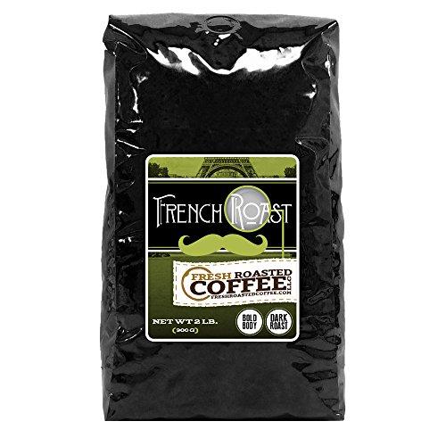 Roasted Whole Bean (French Roast Coffee, Whole Bean, Fresh Roasted Coffee LLC. (2)