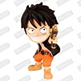 Piece Ani Chara Heros D.P.C.F vol.1 1: Luffy (The Three Musketeers) plex BOX figure