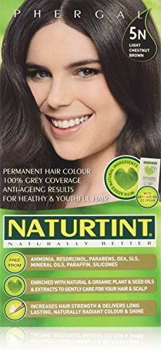 Naturtint Permanent Hair Colorant 5N Light Chestnut Brown -- 5.28 fl oz