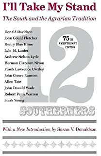Our southern nation its origin and future michael o cushman ill take my stand the south and the agrarian tradition library of malvernweather Images