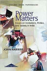 Politics and Society - Essay Example