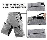 Cycorld Mens Mountain Biking Shorts Bike MTB Shorts